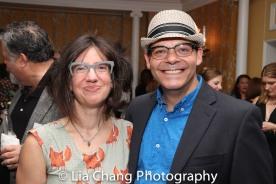 Crystal Skillman and Bobby Cronin. Photo by Lia Chang