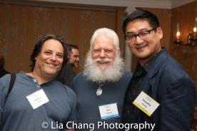 Robert Elhai, Ben Krywosz and Timothy Huang. Photo by Lia Chang