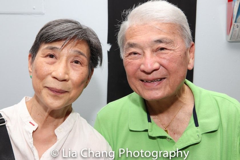 Wai Ching Ho and Alvin Ing. Photo by Lia Chang