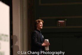 Rory James Leech. Photo by Lia Chang