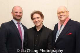 Carl Andress, Charles Busch, Jeffry Melnick. Photo by Lia Chang