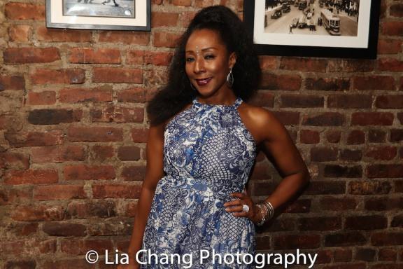Harriett D. Foy. Photo by Lia Chang