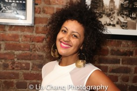 Lileana Blain-Cruz. Photo by Lia Chang