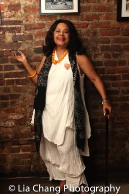 Lynda Gravatt. Photo by Lia Chang