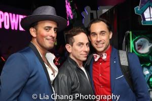 Nehal Joshi, Garth Kravits and Ryan Duncan. Photo by Lia Chang