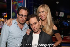 Mitchell Jarvis, Garth Kravits and Emily McNamara. Photo by Lia Chang
