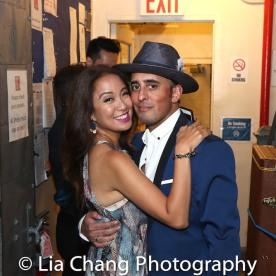 Jayee Macapugay and Nehal Joshi. Photo by Lia Chang