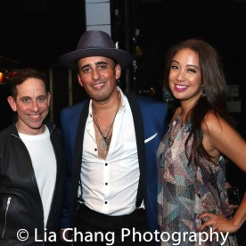 Garth Kravits, Nehal Joshi and Jaygee Macapugay. Photo by Lia Chang