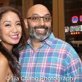 Jaygee Macapugay and Snehal Patel. Photo by Lia Chang