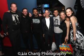 Nathan Kaufman, Bhavesh Patel, Garth Kravits, Fred Berman, Sarah Saltzberg and Noa Solorio. Photo by Lia Chang