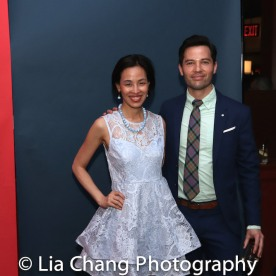 Lia Chang and Jason Tam. Photo by Jaygee Macapugay