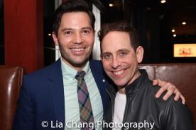 Jason Tam and Garth Kravits. Photo by Lia Chang
