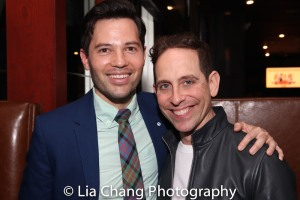Jason Tam and Garth Kravits. Photo by Lia Chang