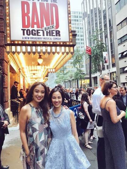 Jaygee Macapugay and Lia Chang