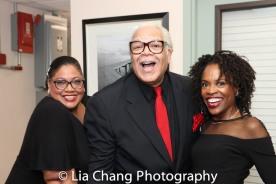 Cynthia Thomas, Ken Page and Charlayne Woodard. Photo by Lia Chang