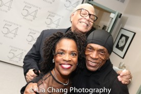 Charlayne Woodard, Ken Page and André De Shields. Photo by Lia Chang