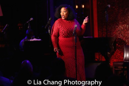 Frenchie Davis. Photo by Lia Chang