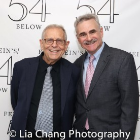 Richard Maltby, Jr. and Murray Horwitz. Photo by Lia Chang