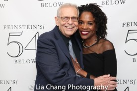 Richard Maltby, Jr., Charlayne Woodard. Photo by Lia Chang