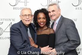 Richard Maltby, Jr., Charlayne Woodard and Murray Horwitz. Photo by Lia Chang