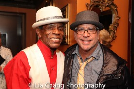 André De Shields and Richard Jay Alexander. Photo by Lia Chang