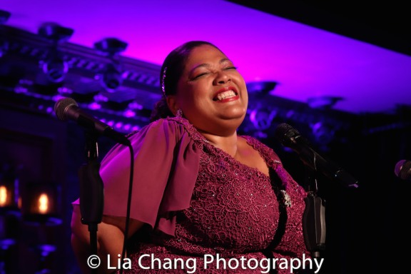 Cynthia Thomas. Photo by Lia Chang