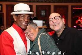 André De Shields and guests. Photo by Lia Chang