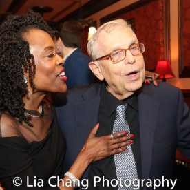 Charlayne Woodard, Richard Maltby, Jr. Photo by Lia Chang