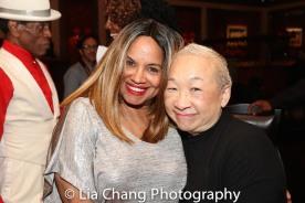 Julia Lema and Lori Tan Chinn. Photo by Lia Chang