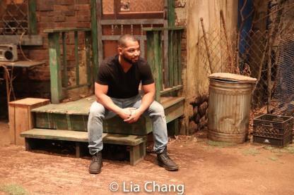 Blake Morris. Photo by Lia Chang