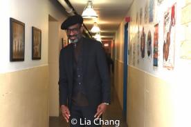 Brian D. Coats. Photo by Lia Chang