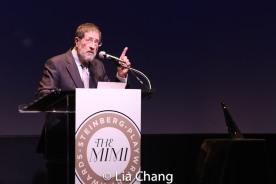 Michael Steinberg. Photo by Lia Chang