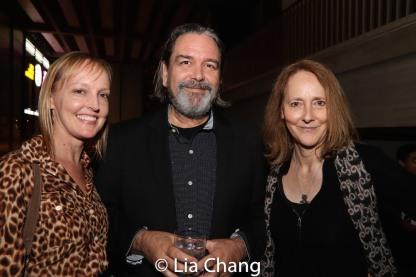 Beth Whitaker, Christian Konopka and Jo Bonney. Photo by Lia Chang