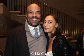 David Ryan Smith and Amelia Workman. Photo by Lia Chang