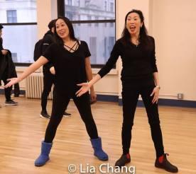 Sally Hong and Jodi Long. Photo by Lia Chang