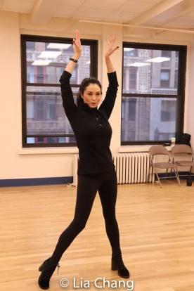 Sandra Allen. Photo by Lia Chang