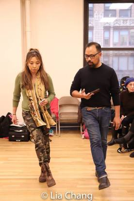 Susan Ancheta and Robert Tatad. Photo by Lia Chang