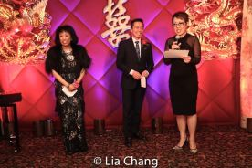 NAAP co-founders Baayork Lee, Steven Eng and Nina Zoie Lam. Photo by Lia Chang