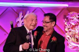 Alvin Ing and Alan Ariano. Photo by Lia Chang