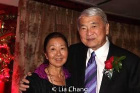 Susan Kikuchi and Alvin Ing. Photo by Lia Chang