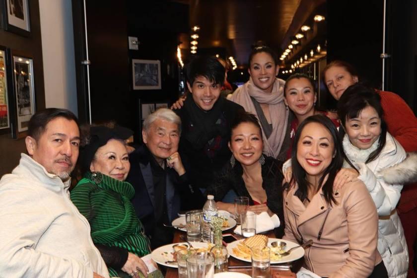 Alan Ariano, Kumiko Nakagawa, Alvin Ing, Telly Leung, Lainie Sakakura, Emily Hsu, Yuka Takara, Sally Hong, Miho Imoto. Photo by Lia Chang