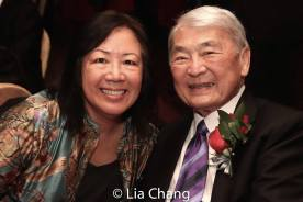 Karen Huie and Alvin Ing. Photo by Lia Chang