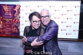 Nina Zoie Lam and Richard Jay Alexander. Photo by Lia Chang