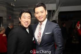 Raymond J. Lee and Karl Josef Co. Photo by Lia Chang