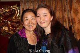 Susan Kikuchi and her daughter Cassie Kivnick. Photo by Lia Chang