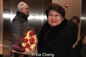 Regina Tolentino Newport. Photo by Lia Chang