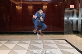 Julian Leong. Photo by Lia Chang