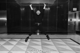 Jeigh Madjus. Photo by Lia Chang