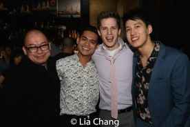 Brian Jose, Jordan DeLeon, Julian Leong. Photo by Lia Chang