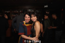 Rachel Chavkin and Eva Noblezada. Photo by Lia Chang